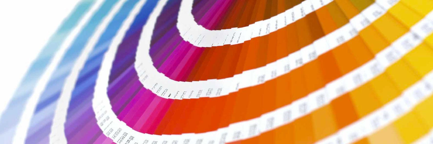 Gierre scegliere colori giusti per la grafica