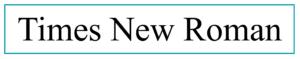gierre blog come scegliere il font giusto