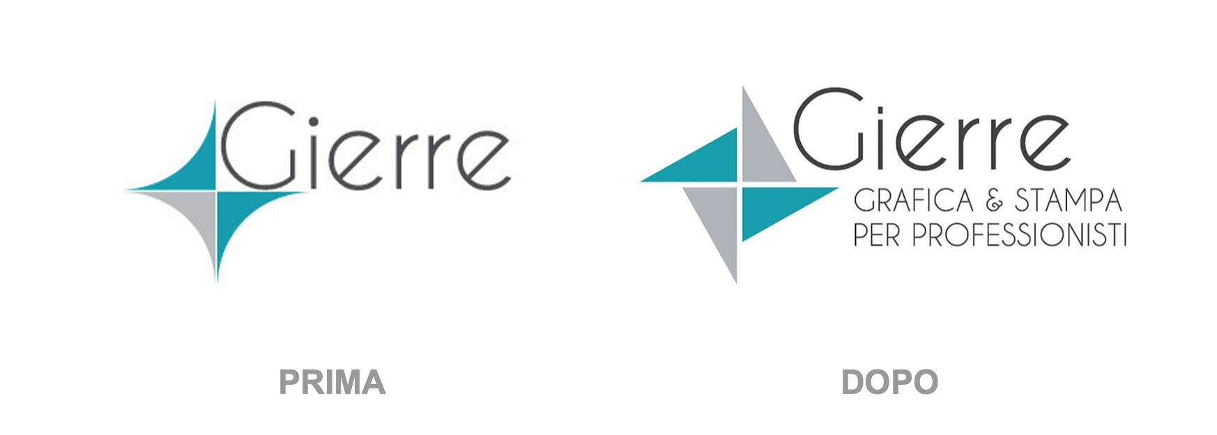 gierre restyling logo